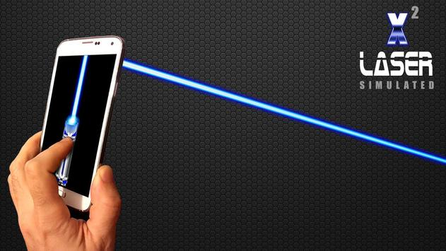 Laser Pointer X2 (PRANK AND SIMULATED APP) screenshot 5