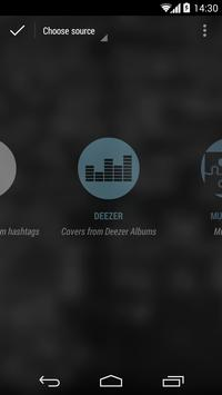 Muzei Deezer Albums apk screenshot