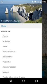Seine Maritime Tourism apk screenshot