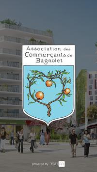 Association des Commerçants de Bagnolet poster