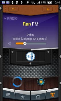 Radio Sinhalese poster