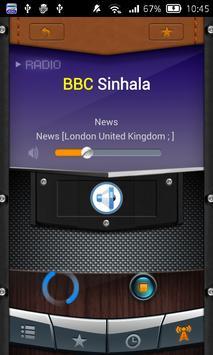 Radio Sinhalese screenshot 6