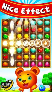 Sweet Fruit Splash: Jelly Pop screenshot 3