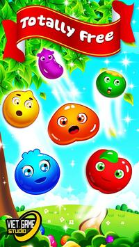 Sweet Fruit Splash: Jelly Pop poster