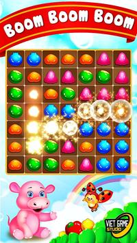 Sweet Fruit Splash: Jelly Pop screenshot 16