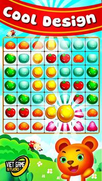 Sweet Fruit Splash: Jelly Pop screenshot 17
