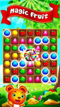 Sweet Fruit Splash: Jelly Pop screenshot 1