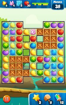 Fruit Story Blast Mania Garden スクリーンショット 6