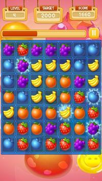 🍎 Fruit Connect 2 🍋 Fruit Blast 🍉 Fruit Splash स्क्रीनशॉट 2