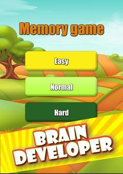 Memory Game - Fruits screenshot 22
