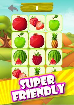 Memory Game - Fruits screenshot 4