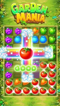 Fruit Crush - Funny Garden apk screenshot