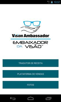 Embaixador da Visão apk screenshot