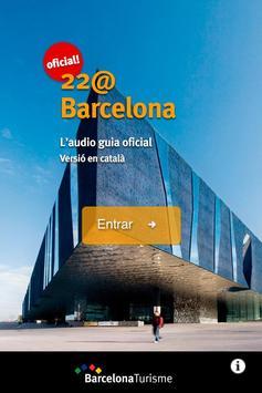 22@Barcelona (Français) poster