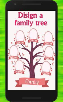 Family Search Tree : design a family tree screenshot 1