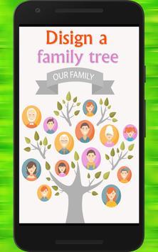 Family Search Tree : design a family tree screenshot 2