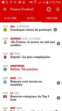 France Football screenshot 1