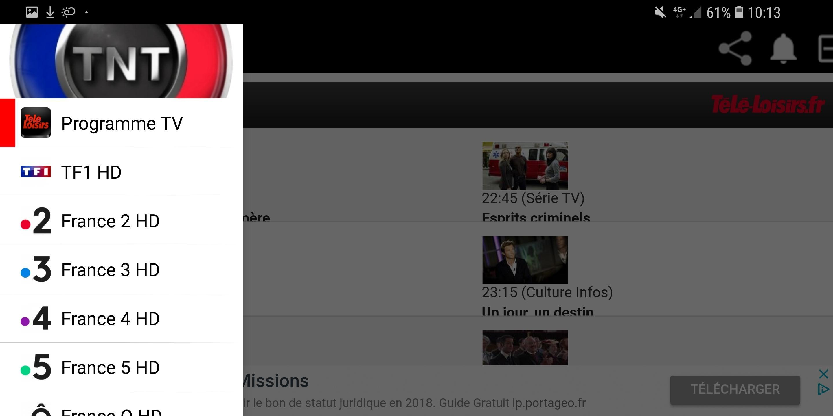 TNT France Web for Android - APK Download