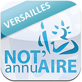 Annuaire notaires Versailles icon