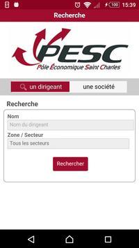 Pôle Economique Saint Charles poster