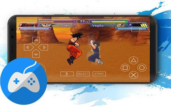 New PSP Emulator -PPSSPP- 2018 poster