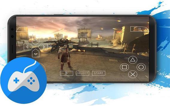New PSP Emulator -PPSSPP- 2018 screenshot 2