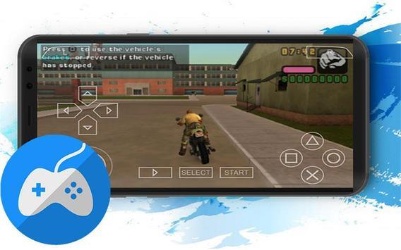 New PSP Emulator -PPSSPP- 2018 screenshot 3