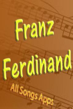 All Songs of Franz Ferdinand poster