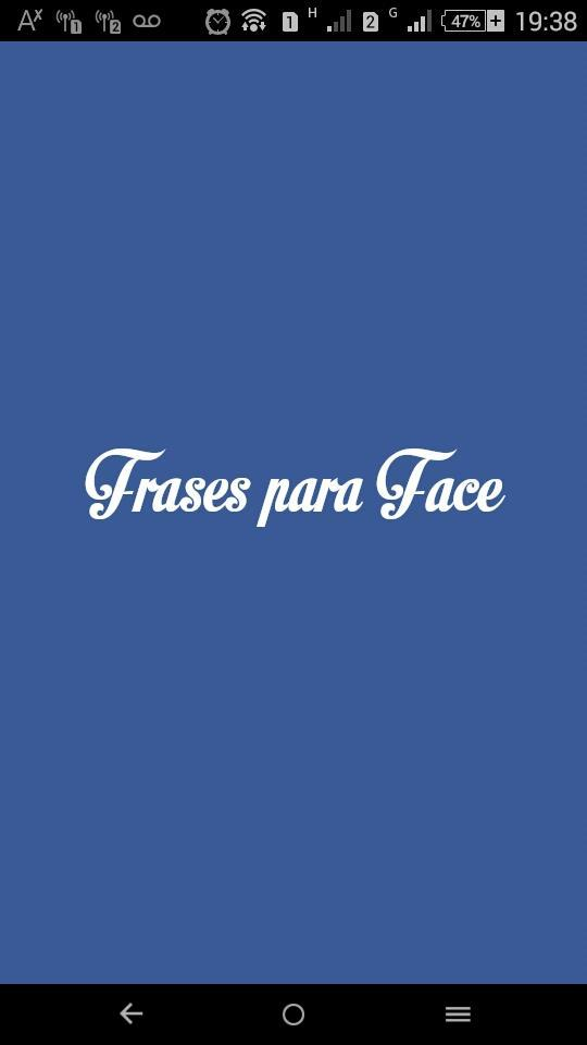 Frases Para Face For Android Apk Download