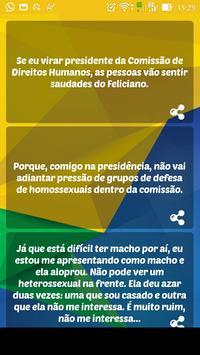 Frases do Bolsonaro apk screenshot
