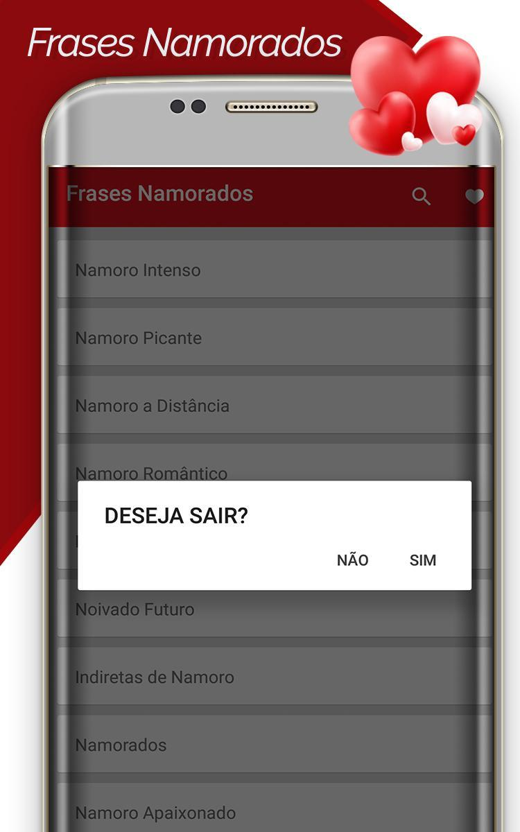 Frases Dos Namorados For Android Apk Download