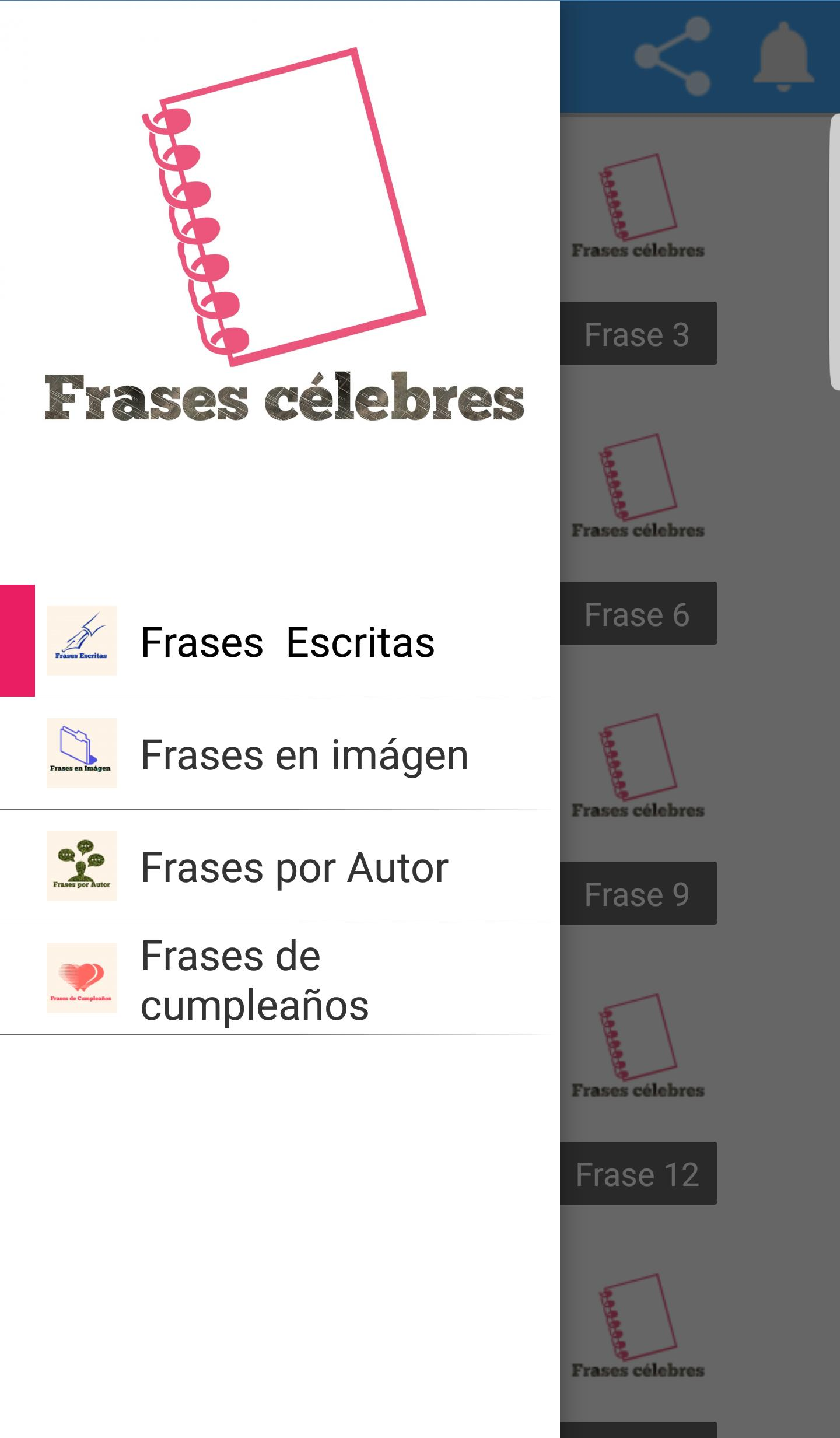 Frases Célebres For Android Apk Download