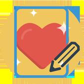 Imágenes de amor con frases icon