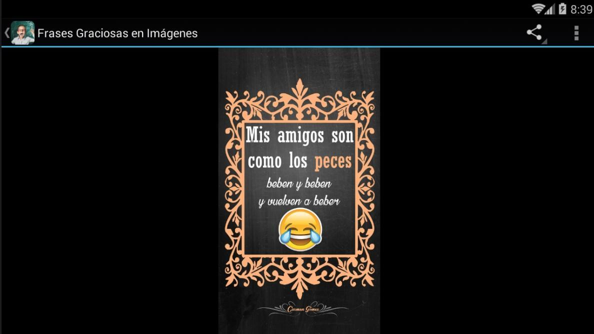 Frases Graciosas En Imágenes For Android Apk Download