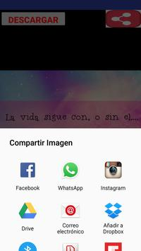 Imagenes Desamor y Tristeza apk screenshot