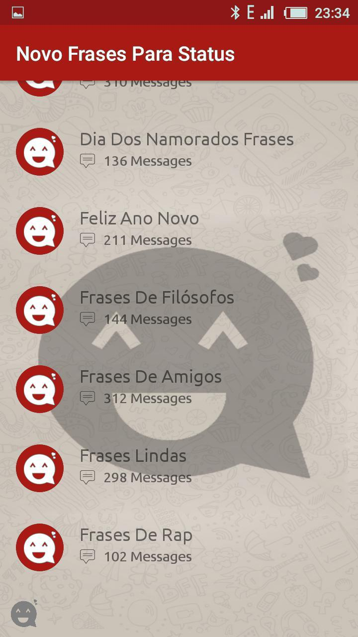 Novo Frases Cortas For Android Apk Download