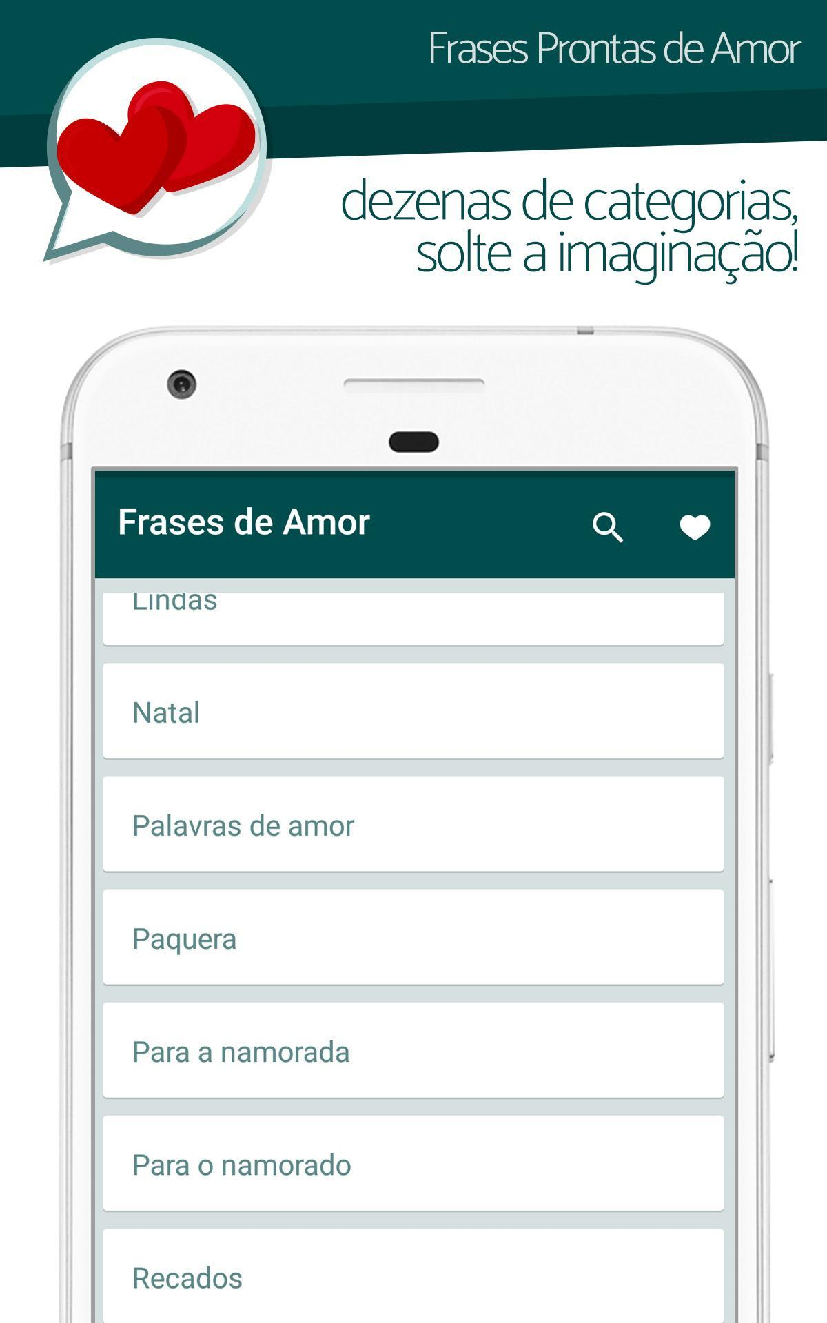 Frases Prontas De Amor For Android Apk Download