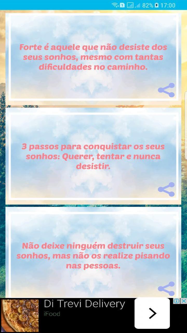 Frases Sobre Sonhos For Android Apk Download