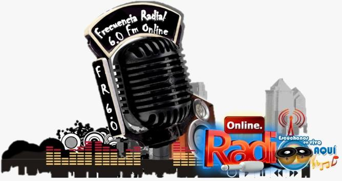 Frecuencia Radial 6.0 Fm Online poster