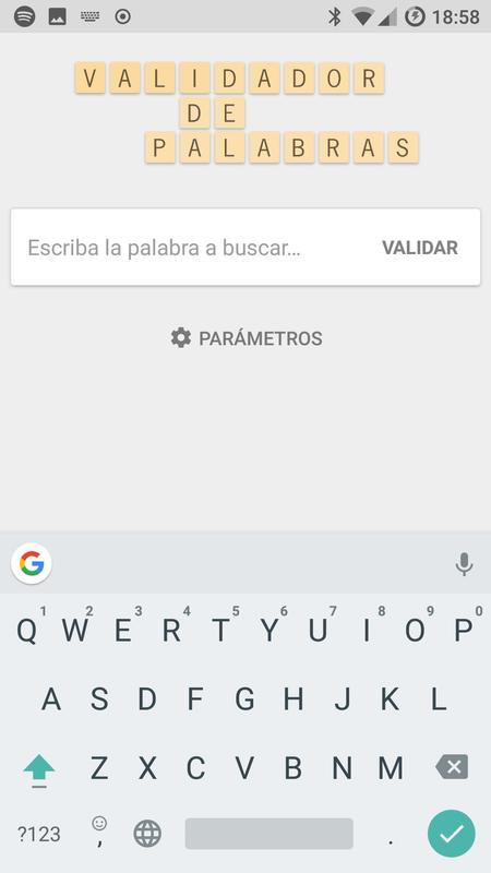 Validador De Palabras Scrabble For Android Apk Download