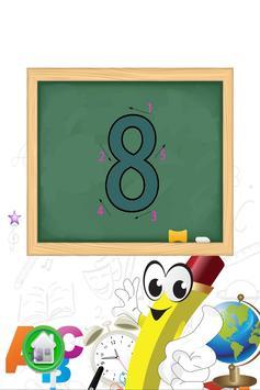 小孩学数字和学写数字 screenshot 4