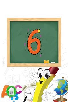 小孩学数字和学写数字 screenshot 5