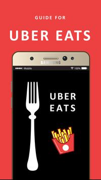 Free UberEATS Delivery Tips poster