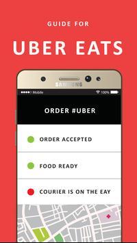 Free UberEATS Delivery Tips apk screenshot