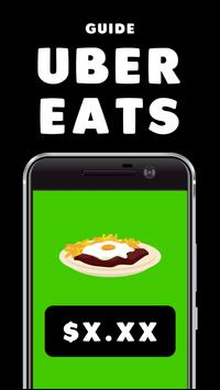 Free UberEATS Coupons Tips apk screenshot