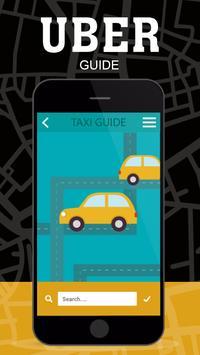Taxi Uber Fare Estimate Calculator Guides poster