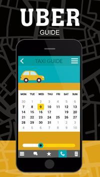 Taxi Uber Fare Estimate Calculator Guides screenshot 1