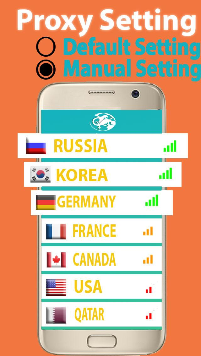 GeckoVPN Free – Unlimited Free VPN for Android - APK Download