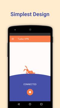 Turbo VPN – Unlimited Free VPN apk screenshot