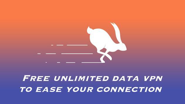 Turbo VPN – Unlimited Free VPN & Fast Security VPN poster